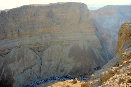 Izrael-zwiedzanie twierdzy Masada 003