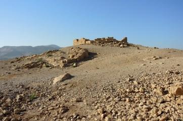 Izrael-zwiedzanie twierdzy Masada 017