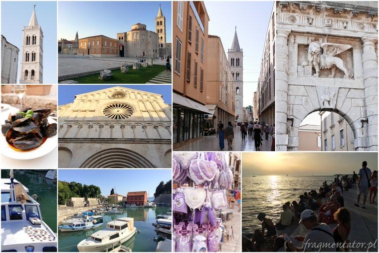 malownicze chorwackie miasteczka Zadar Chorwacja