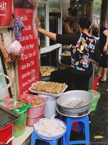 Wietnam jedzenie na ulicach Hanoi-002