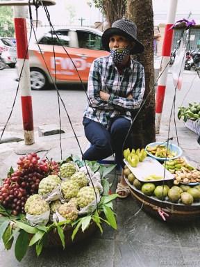 Wietnam jedzenie na ulicach Hanoi-006