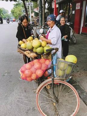 Wietnam jedzenie na ulicach Hanoi-008