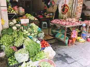 Wietnam jedzenie na ulicach Hanoi-021