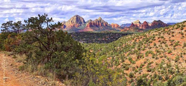 USA-atrakcje co zobaczyć w stanie Arizona-Sedona-Red Rock State Park-08