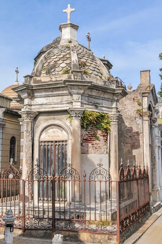 cmentarz Recoleta w Buenos Aires 009