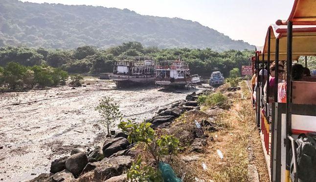atrakcje Bombaju-co warto zobaczyć-Indie wyspa Elefanta-003