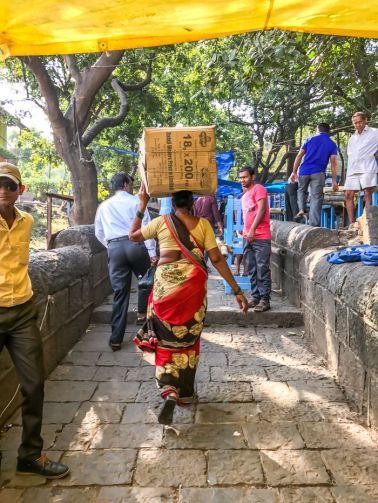 atrakcje Bombaju-co warto zobaczyć-Indie wyspa Elefanta-007