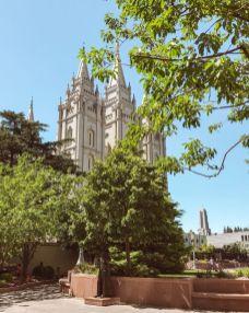 Stany Zjednoczone Salt Lake City stan Utah 012