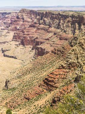 podróż przez stany USA-Arizona-Wielki Kanion Kolorado-Grand Canyon 007