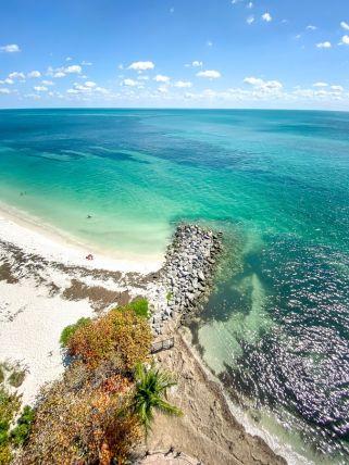 USA-stan Floryda-Key Biscayne-widok z latarni morskiej 09