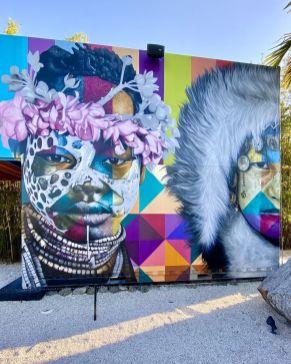 street art atrakcje zwiedzanie co warto zobaczyć w Miami dzielnica graffiti Wynwood 007