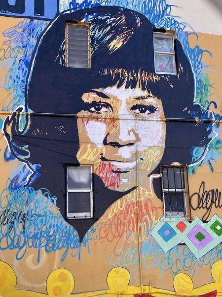 street art atrakcje zwiedzanie co warto zobaczyć w Miami dzielnica graffiti Wynwood 044