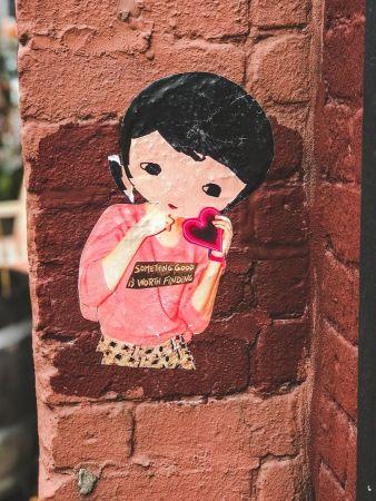 zwiedzamy Nowy Jork street art NYC 003