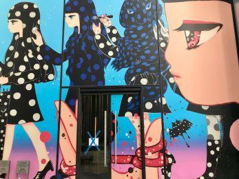 zwiedzamy Nowy Jork street art NYC 018