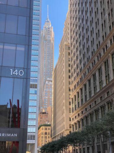 049 Nowy Jork Dolny Manhattan