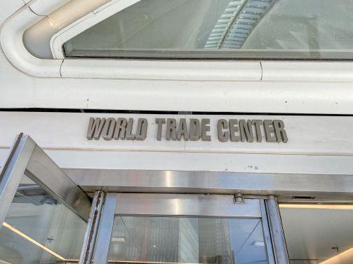 058 Nowy Jork World Trade Center