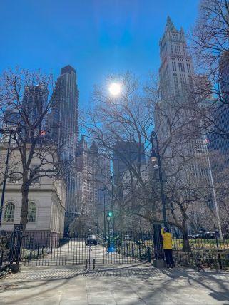 073 Nowy Jork Manhattan