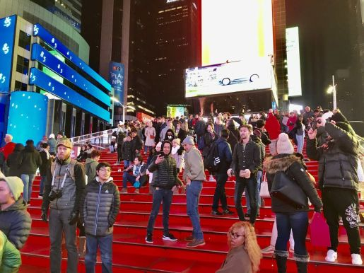 124 Nowy Jork -Times Square