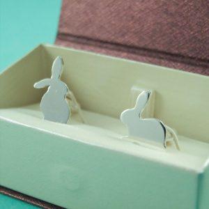 Bunny Cufflinks Set 3
