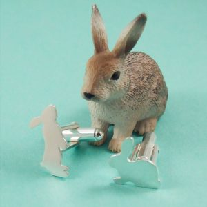 Bunny Cufflinks Set 9 6