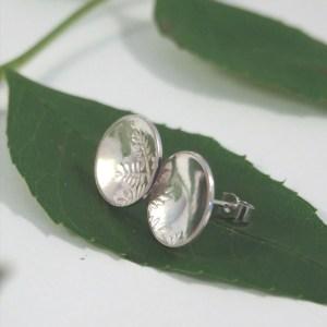 Ash earrings 2