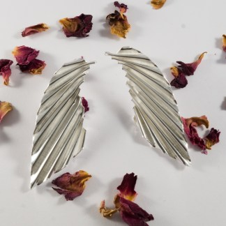 Angel Wing Earrings-7