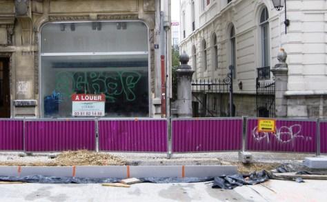 Agraf - graffiti- besancon - 2013
