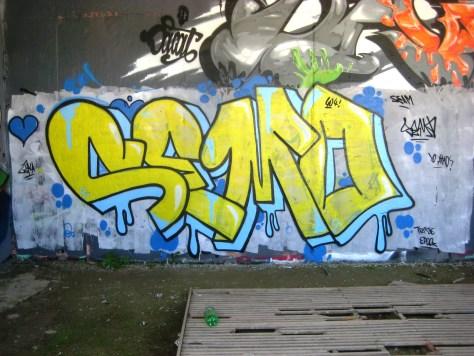 semo - graffiti- besancon - 2013