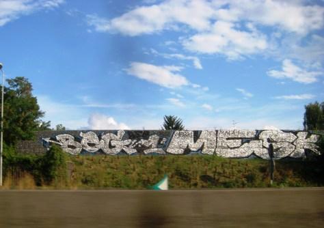 BEG1, Mesk - Graffiti - Strasbourg - 08.2013