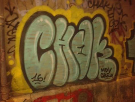 chak, 16 crew, besak, 2013.1
