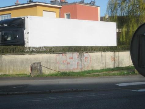 Belfort- mars 2014 TSHO - graffiti