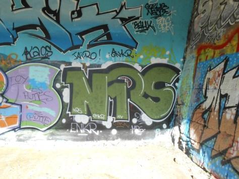 NRS, ENKR - graffiti - besancon, avril 2014 (1)