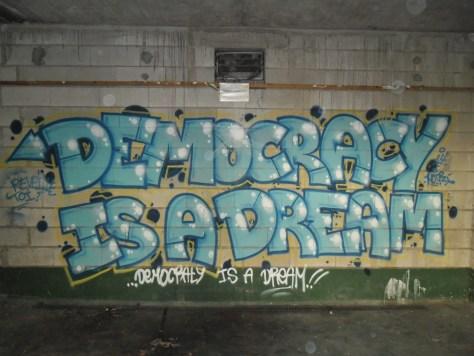 belfort 2014 democracy is a dream