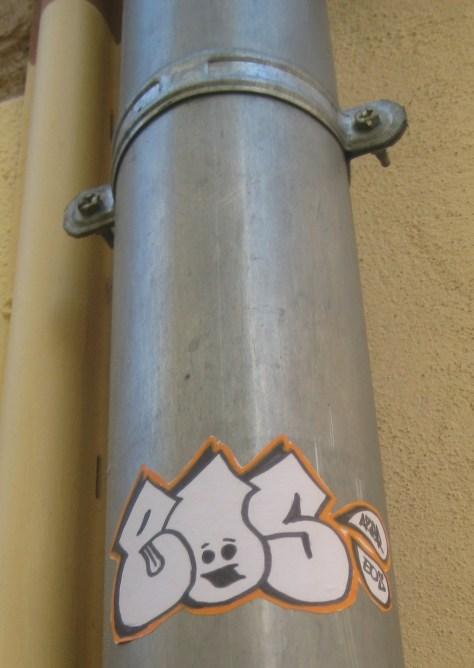 EOS - strasbourg 02.03.14 Sticker