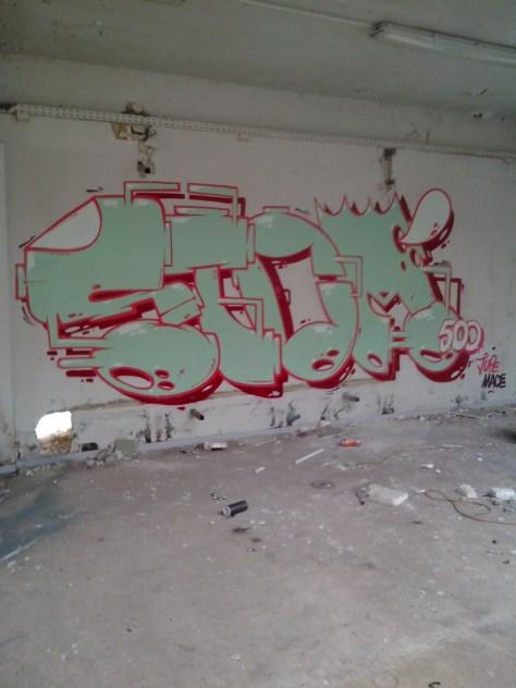 STOM.500 - graffiti - Strasbourg