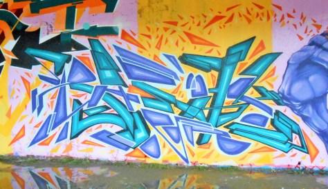 besancon, jam graffiti octobre 2014 BASIK