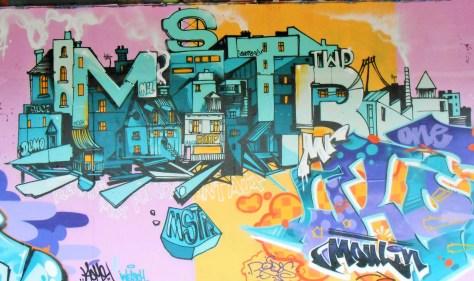 besancon, jam graffiti octobre 2014 MAESTRO