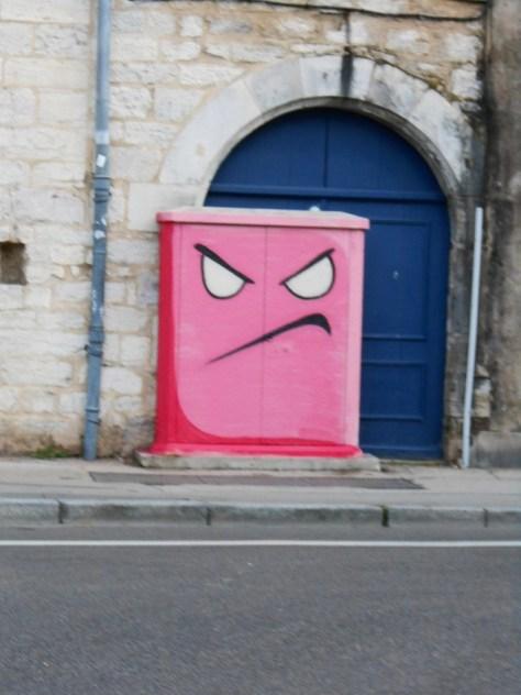 besancon - graffiti - novembre 2014
