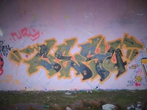 CESU - graffiti - besancon dec 2014