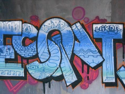 janvier 2015 - graffiti - besancon - VESONTIO (4)