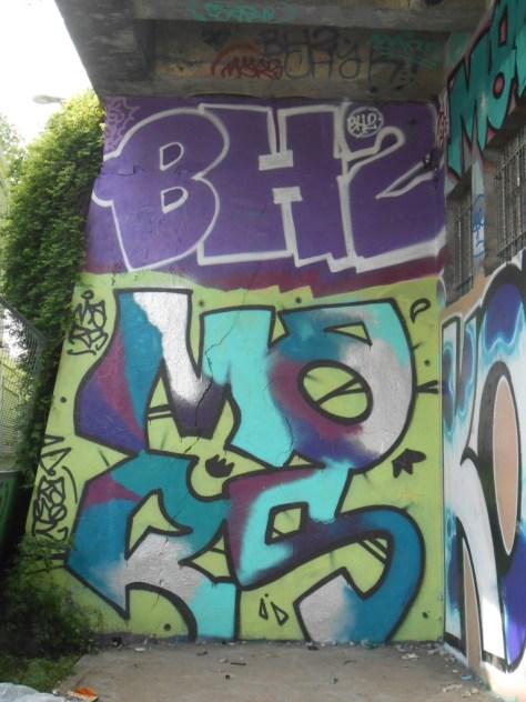 BH2, Mars - Graffiti - besancon 05.2015 (2)