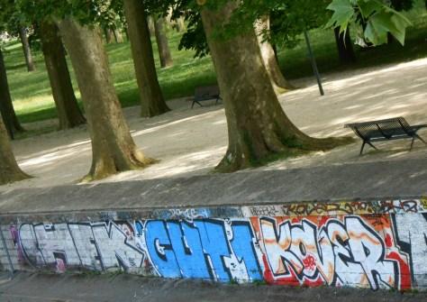 chek, cut1, kover - graffiti - besancon mai 2015