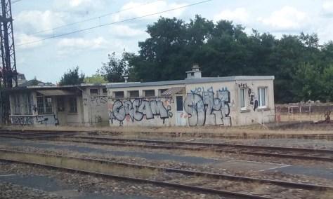Cream - Sozie, Graffiti - Vosges 2015