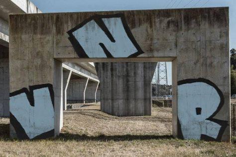 VNR - Bruxelles - graffiti 2015