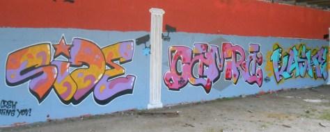 besancon juin 2015 graffiti Site, Camera, Kashe (1)