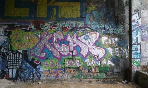 ACAB graffiti besancon 2015 (1)
