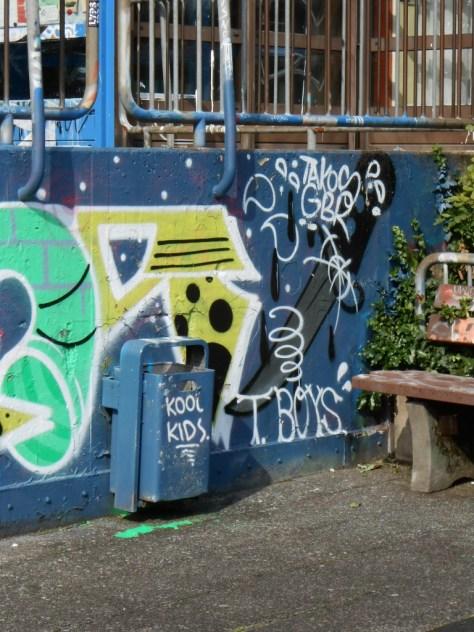 haus der jugend wupperal elberfeld - graffiti sept 2015 -KOOLKIDS (2)
