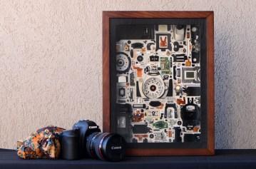 """Canon EOS Film 10x14"""" - SOLD"""