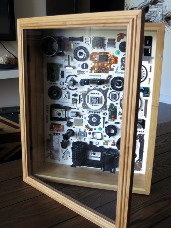 Fragmented Frames Giving Broken Life