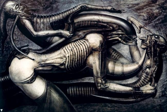 Alien from Necronomicon